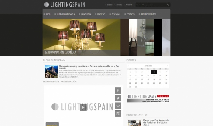 LightingSpain
